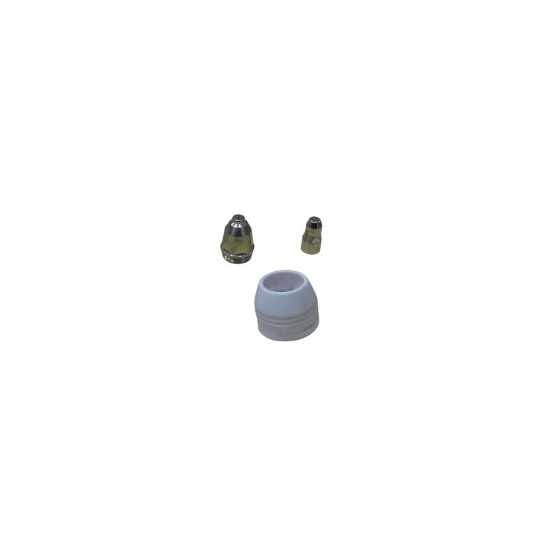 Pjovimo antgalių rinkinys plazminiam pjovikliui CUT80/CUT100