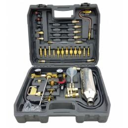 Degalų įpurškimo testeris ir purkštukų valymo įrankių rinkinys H1103