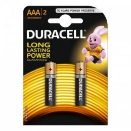 Elementas DURACELL DURALOCK BASIC LR03 AAA 2vnt.