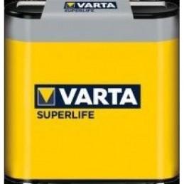 Elementas VARTA SUPERLIFE 3R12 foil 4,5V 1vnt.