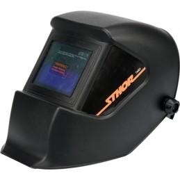 Kaukė suvirintojos su automatiškai tamsėjančiu filtru CE STHOR Y-74483