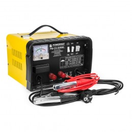 Akumuliatoriaus pakrovėjas su paleidėju 200A 12/24V PM-CD-50RWL