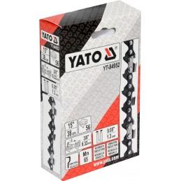 """3/8"""" 1,3mm., 56narelių, 38cm. 15"""" grandinė pjūklui YATO YT-84952"""