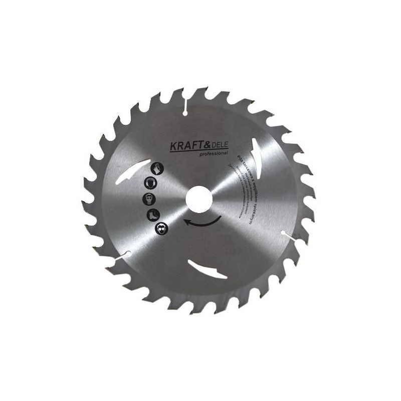 Pjovimo diskas medžiui Ø250/32mm. 20T KD1032