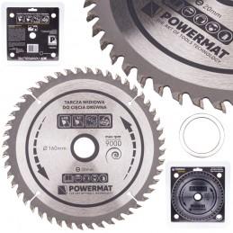 Diskinis pjūklas 160x20/16x48Z medienai TDD-160x20x48Z