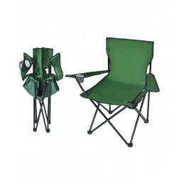 Kėdė turizmui, žalia