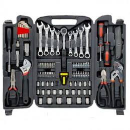 Įrankių 95vnt. rinkinys lagaminėlyje KD10830