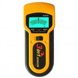 Detektorius laidų, vamzdžių, medinių konstrukcijų aptikimui KD10401