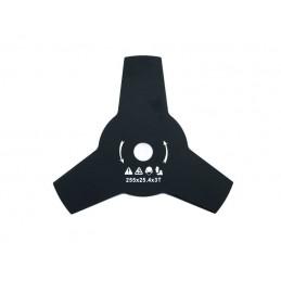 Pjovimo peilis 255/25,4mm. 3 dantų trimeriui AKC0028