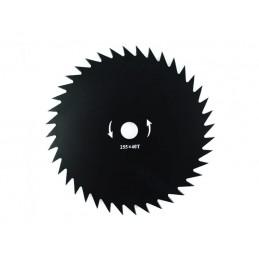 Pjovimo diskas 255/25,4mm. 44 dantų trimeriui AKC0029