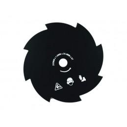 Pjovimo diskas 255/25,4mm. 8 dantų trimeriui AKC00030