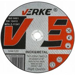 Diskas metalui 230x1,9x22,2mm. V44120
