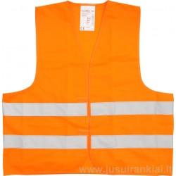 Liemenė signalinė oranžinė VOREL 74662-3