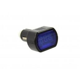 Įtampos testeris 12/24V automobilyje, LCD ekranas G80027