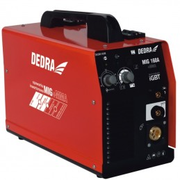 Suvirinimo aparatas IGBT MIG/MAG 160A inventorinis DESMi160M