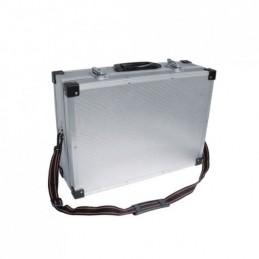 Lagaminas įrankiams 460x325x150mm. aliuminis N0001