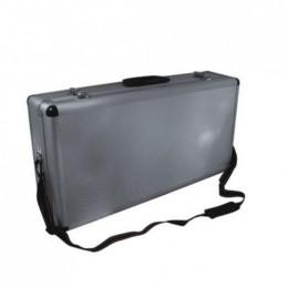 Lagaminas įrankiams 640x320x150mm. aliuminis N0007