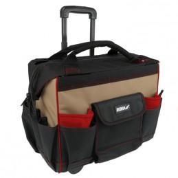 Krepšys įrankiams 45x25x42,5cm. su ratukais N0050