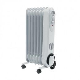 Šildytuvas/radiatorius tepalinis 1,5kW elektrinis DA-J1500