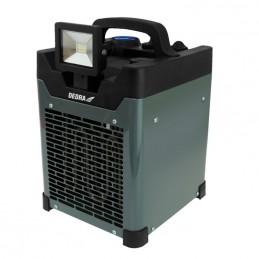 Šildytuvas elektrinis 2,2/3,3kW su LED lempa ir bluetooth garsiakalbiu DED9921XS