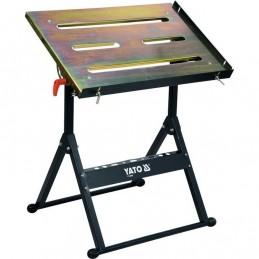 Suvirinimo stalas 66x59x83cm. sulankstomas YT-08950