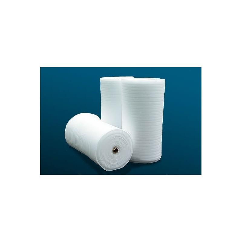 Paklotas grindims 3mm. 1,3x100m(130m2) pūsta polietileno plėvelė