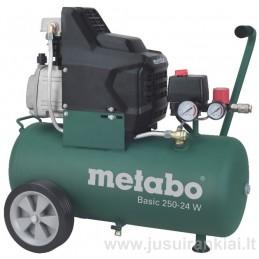 Kompresorius Basic250-24W METABO
