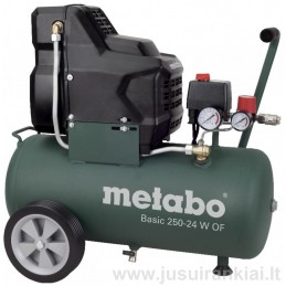 Kompresorius Basic250-24W OF METABO