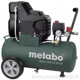 Kompresorius Basic250-24W OF METABO
