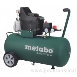 Kompresorius Basic250-50W METABO
