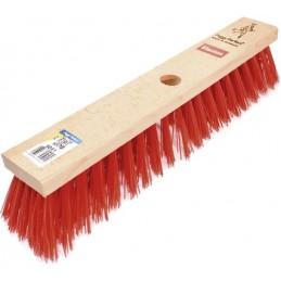 Šepetys grindims 40cm Elaston raudono pluošto PEGGY PERFECT PG-5041