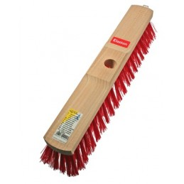 Šepetys grindims 40cm Elaston raudono pluošto PEGGY PERFECT PG-4005