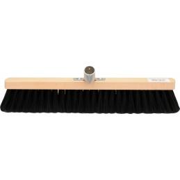 Šepetys grindims 40cm juodo plauko (nylon) VOREL Y-35914
