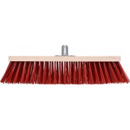 Šepetys grindiniui 40cm spalvotu plauku VOREL Y-35872