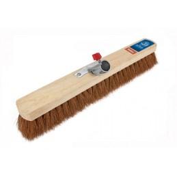 Šepetys grindiniui 60cm kokoso pluošto PEGGY PERFECT PG-44264