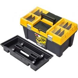 Dėžė įrankiams PATROL Stuff Carbo Semi Profi26, PA-3152