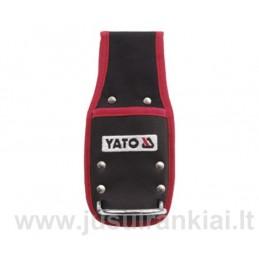 Diržo laikiklis-kišenė YATO YT-7419