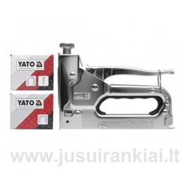 Kabiamušis Nr.140/6-14mm metalinis YATO YT-7000